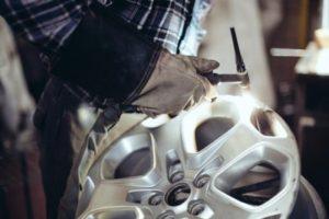 Wheel Restoration in Baltimore