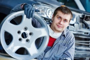 Wheel Repairs & Services in Baltimore